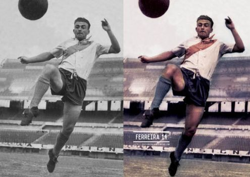 before and after Di Stefano by JoseFerreira14