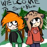 Welcome To South Park by CinnaMommie