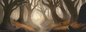 Environment concept art 4 by Narholt