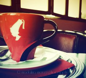 Cafe lounge by pepytta