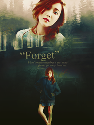 101315 Forget by LinYookie