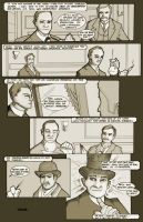Holmes and Watson by ccicconi