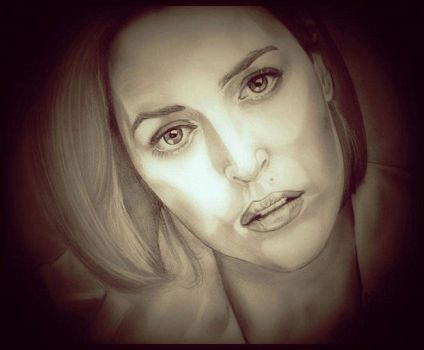 Scully by TheNightGallery