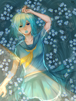 Forget me not by HiiragiAzayaka