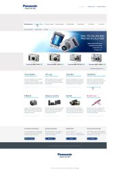 Panasonic newsletter by sonyaxel