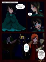 Diary of princess: page 32 by G3N3