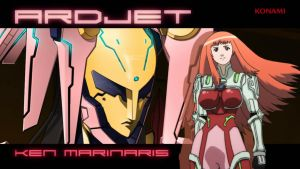 Zone of the Enders HD: Ken Marinaris and Ardjet by admiralakbar101