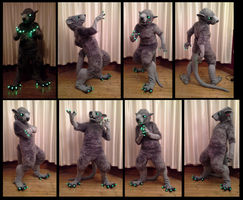 Tyde the Rat-Wraith - Night Mode by CuriousCreatures