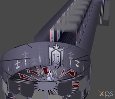 [XPS DL] KH2: Chamber of Repose Stage by silverhikari