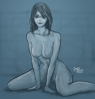 Practice Sketch/Painting by StretchM3