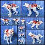 Amaterasu by fireflytwinkletoes