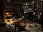 Sleepy Hollow. Kitchen by Katie-Watersell