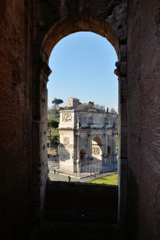 Arch of Constantine by Roky320