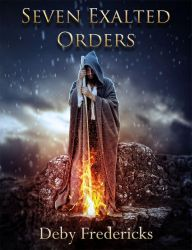 Seven Exalted Orders Cover by FictionChick