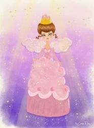 Over the Garden Wall - Queen of the Clouds by Louise-Rosa