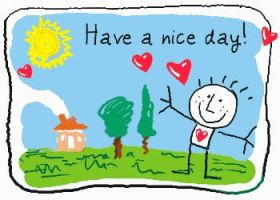 Have A Nice Day by itzikgur