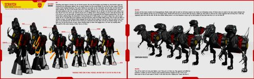 DINOBOT SCRATCH by F-for-feasant-design