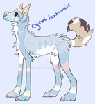 Pastel Sweetheart Adopt ( OPEN ) by cyinac