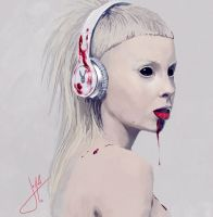 Yolandi by YourCottonmouth