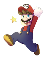 Jump Up, Super Star! by Gameaddict1234