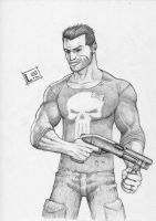HELLO PUNISHER low res by YuriDevian