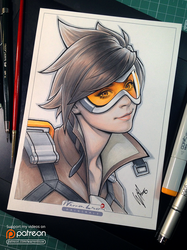 Tracer by WarrenLouw