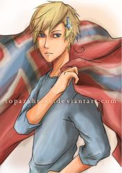 APH: Norge by TopazShrine