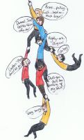 Don't Leave Me Hanging AGAIN by Inamkur