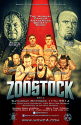 WXWC-4 - ZOOSTOCK 2014 by TheIronSkull