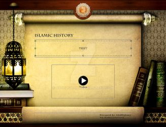 Islamic interface by abdelghany