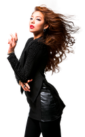 Ailee Render by yssietwilighter