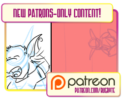 New Follower roughs! by bugbyte
