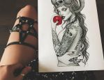 Devil in I by Anna-Marine