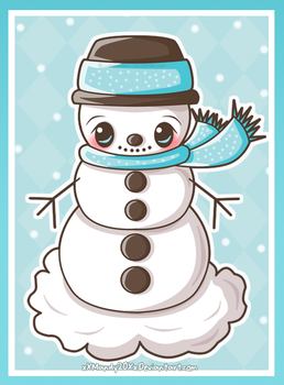 Snowman by xXMandy20Xx