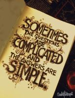 Simply Complicated. by sweeter-than-reality