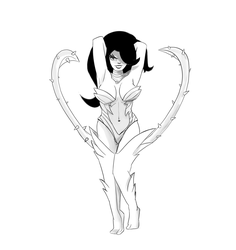 zyra by luckyde