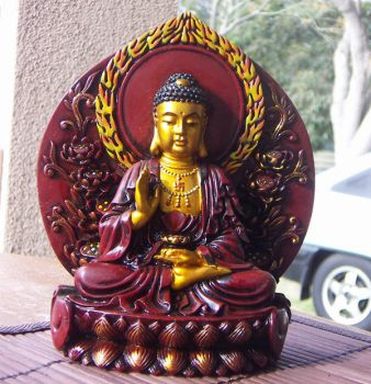 Buddha by vj-helm-stock