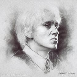 Draco Malfoy by Michelle-Winer