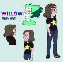 Willow Beachsona by RandomSketchz