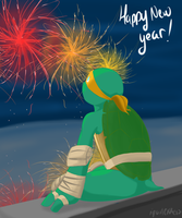 New Years 2014 by HoveringAbout
