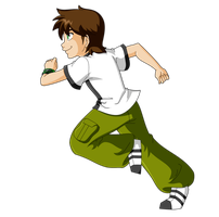 Ben 10 by Sakura-Rose12