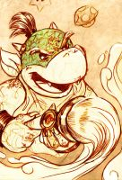 Bowser Jr. by DrMistyTang