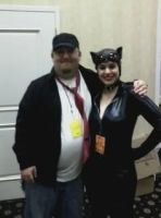 critic with catwoman by irishwolf8504