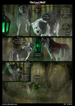 The Last Wolf page 21 by CasArtss