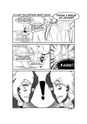 Ya Can't Say Nothing About Texas (Page 1) by Fuyuko-Yuki