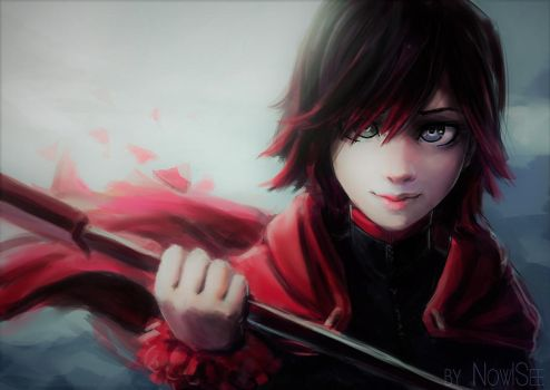 Ruby by INowISeeI