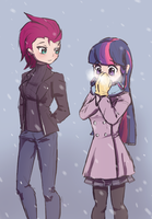 Cold Hands by Patty-PLMH