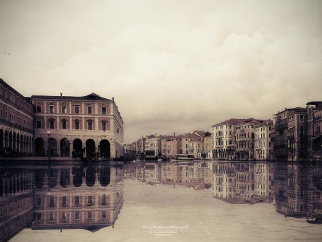Welcome to the Past: Venice by aninyosaloh