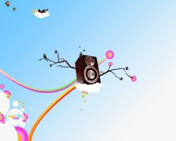 Music brings Life by Msch