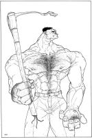 The Hulk by Axel13-Gallery